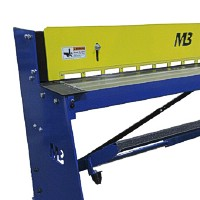 Sheet Metal Shears Manual Air And Hydraulic