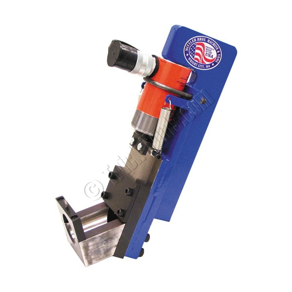 pipe coping machine