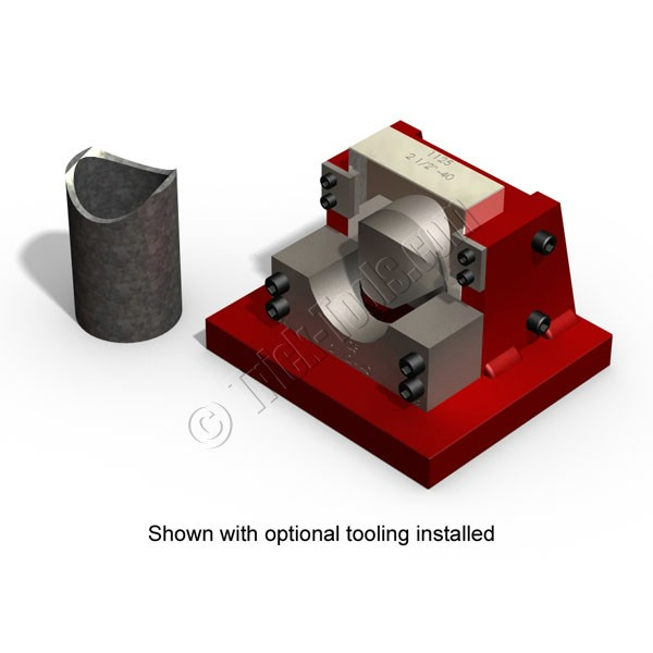 Pipe Notcher Housing for 2-5/8 inch to 3-1/2 inch OD Tooling  sc 1 st  Trick Tools & 1000-1 Project Tool u0026 Die Tube and Pipe Notcher Housing
