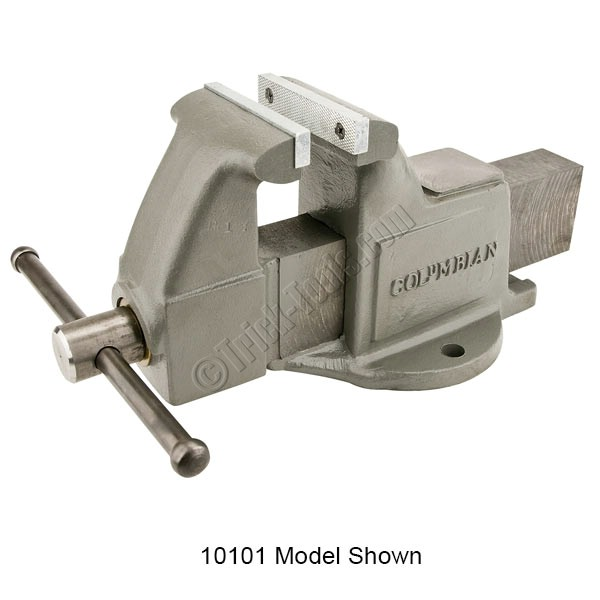 503 1 2m3 Columbian Machinist Bench Vise 3 1 2 Inch