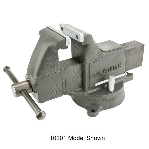 606m3 columbian machinist vise 6 inch