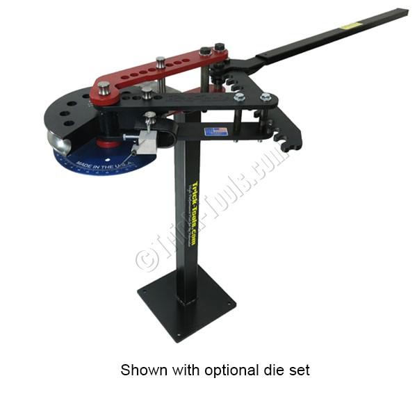 manual tube and pipe bender