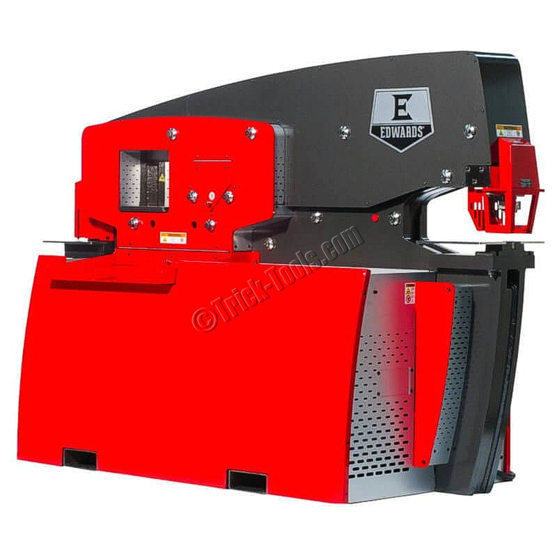 Edwards Elite 110 65 Ton Dual Operator Ironworker Part ELT65110 Ships From Factory Shipped