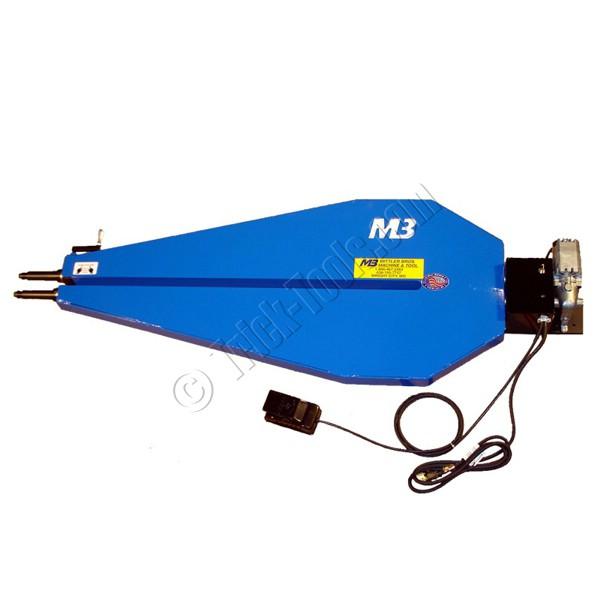 mittler bros 200 42 power drive bead roller for sheet