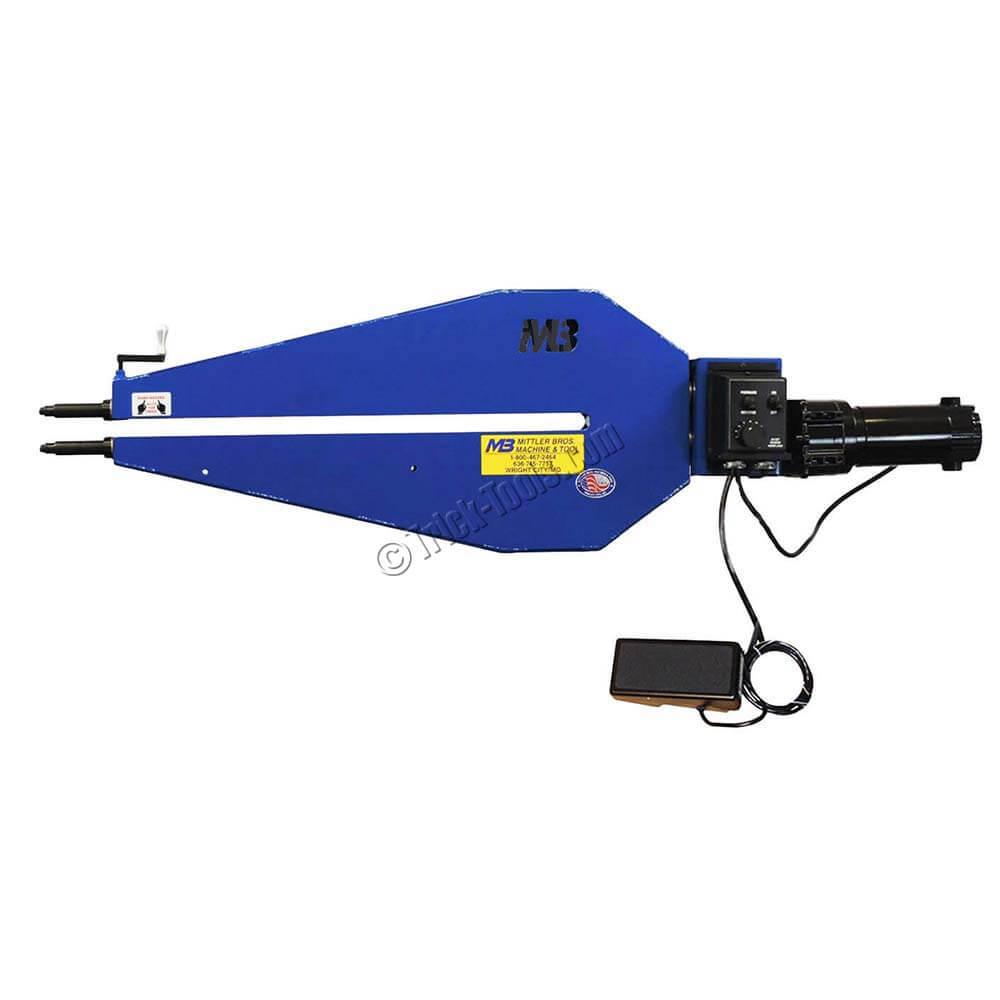 200 36nv ttk mittler bros industrial bead roller kit for
