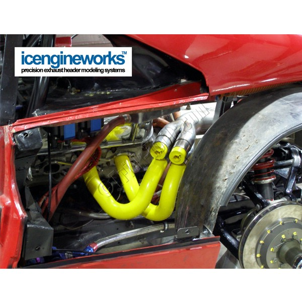 Icengineworks Header Modeling Blocks, 2000 Pro 2, Turbo ...