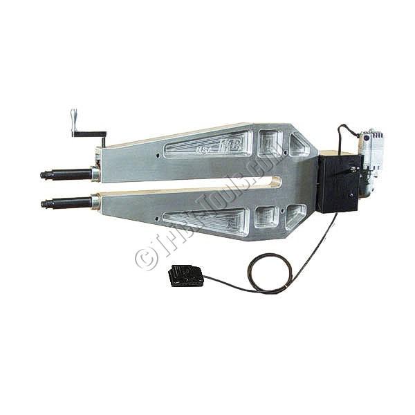 mittler bros 210 24 billet aluminum bead roller for sheet