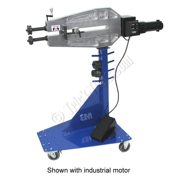 210 24nv ttk mittler bros industrial power bead roller