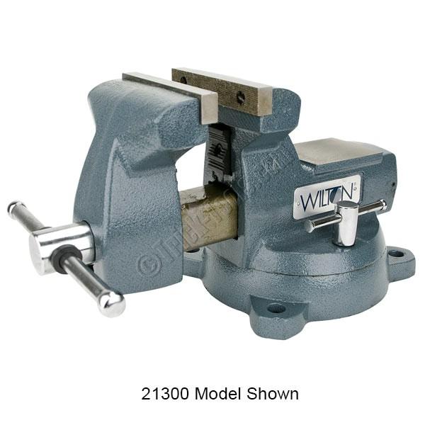 745 Wilton 740 Series Mechanics Vise 5 Inch