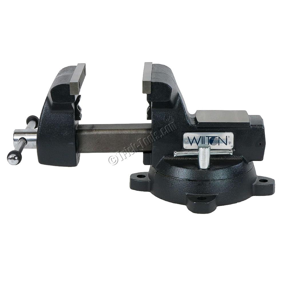21500k 746 Wilton 740 Series Mechanics Vise With Clamps