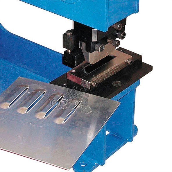 2200 La Mittler Louver Tool Start Kit Louver Press