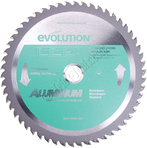 Circular saw blade 9 inch axles