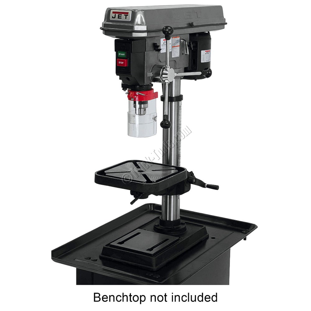 Jet J 2530 Bench Model Drill Press