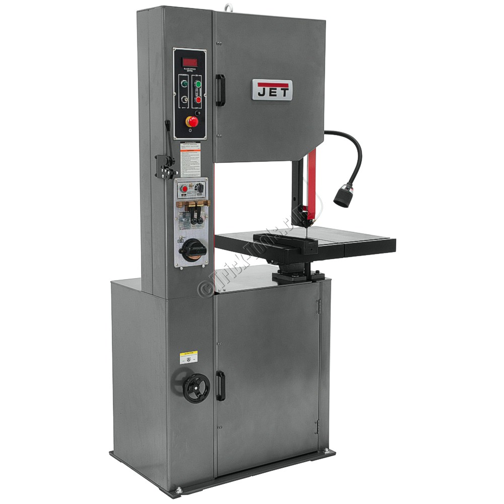 JET VBS-1408, 14 inch Metalworking Vertical Bandsaw