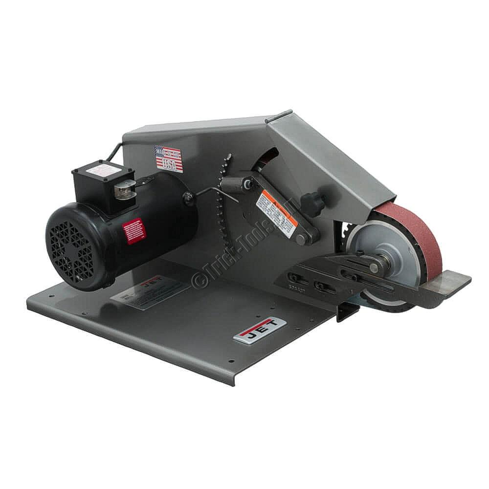 J4126ac J4103 Jet Square Wheel Belt Grinder 577000 577001