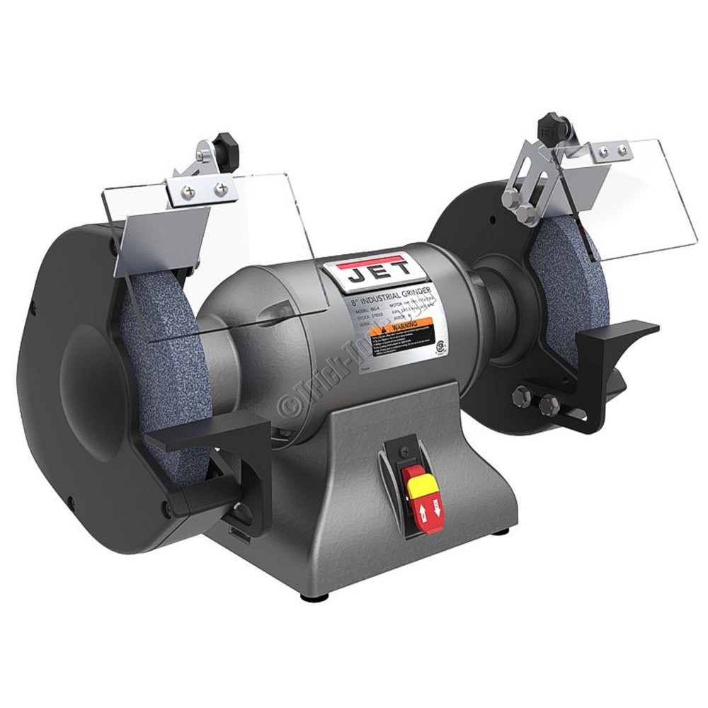 Tremendous Jet Ibg 8 8 Inch Industrial Bench Grinder Ncnpc Chair Design For Home Ncnpcorg