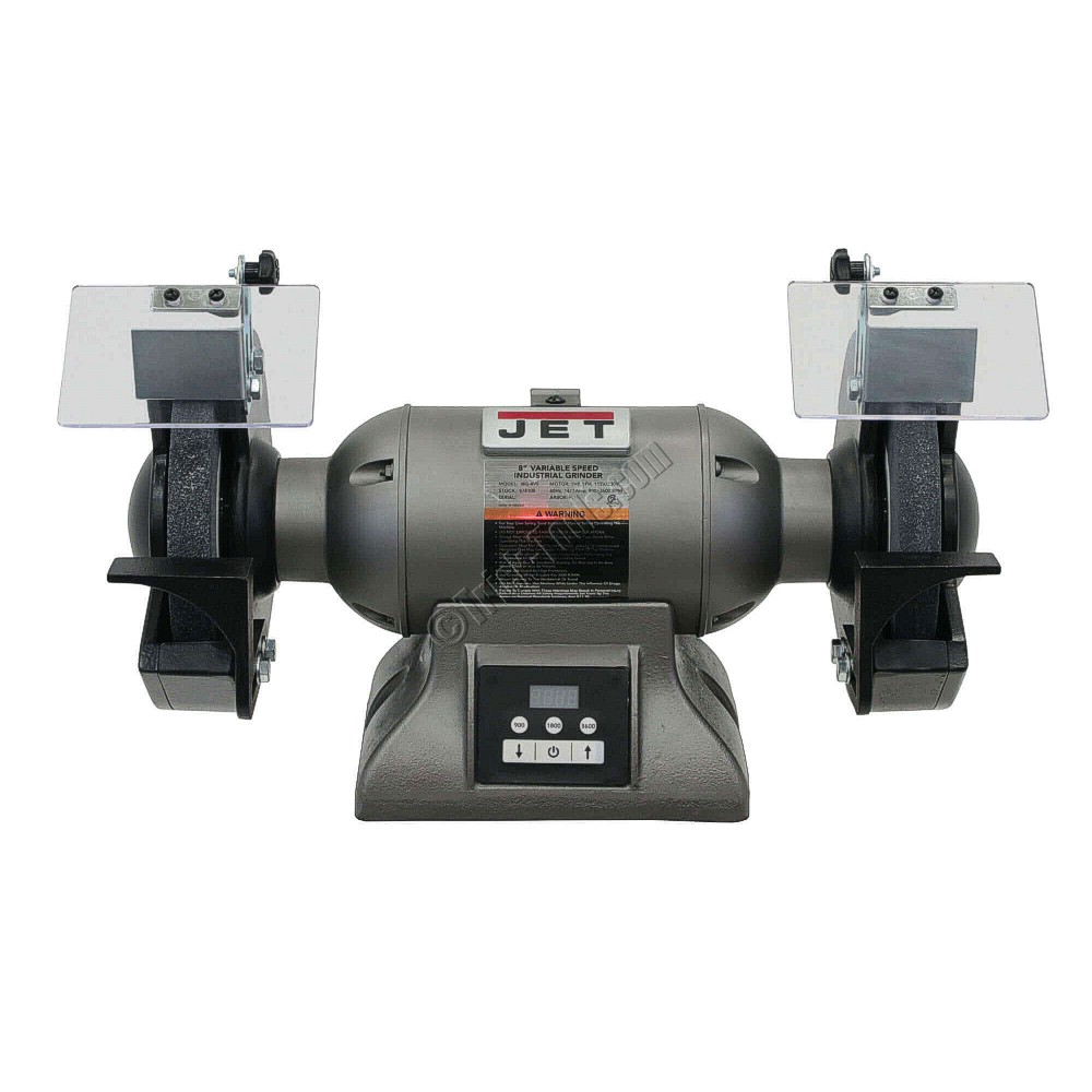 Superb Jet Ibg 8Vs 8 Inch Variable Speed Industrial Bench Grinder Pdpeps Interior Chair Design Pdpepsorg