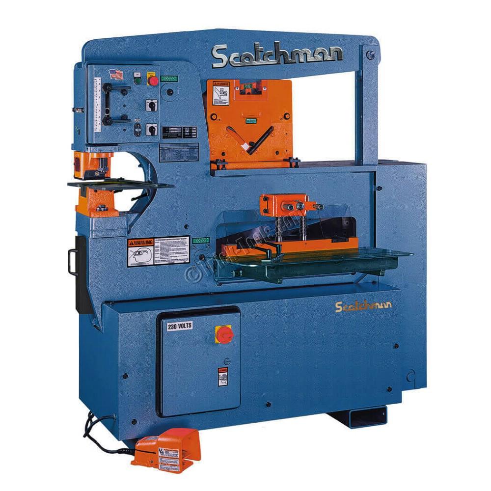 Scotchman 6509 24M 65 Ton Ironworker