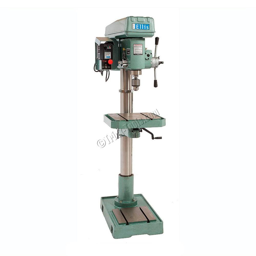 Ellis 9400 Floor Model Drill Press Wiring Diagram
