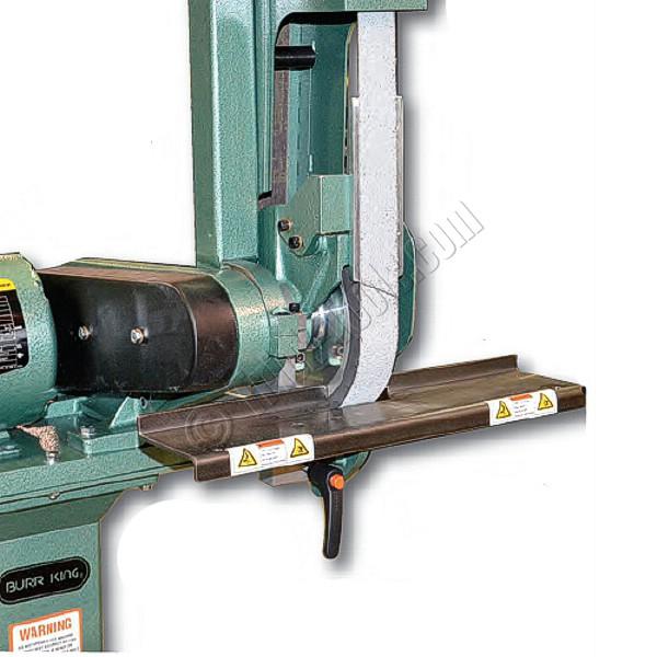 bk-967-2, burr king mower blade sharpener for x400