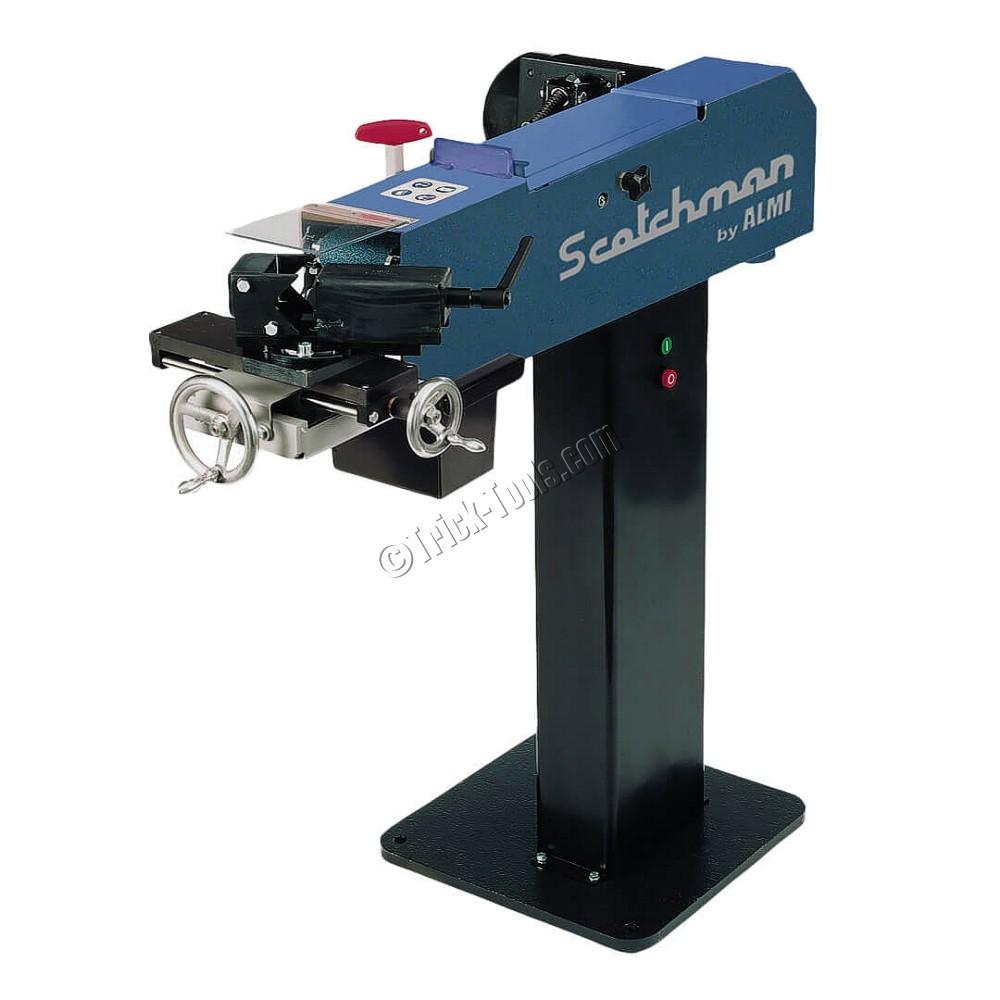 Wilton Vise Parts >> AL100U-02, Scotchman Abrasive Notcher, Tube Notching Machine