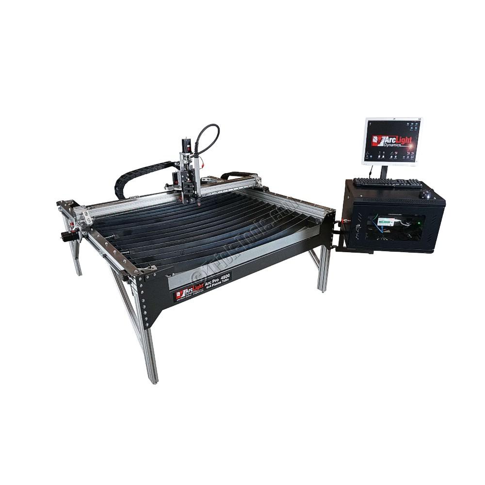 Ap4800 Arclight Dynamics 4x4 Cnc Plasma Table