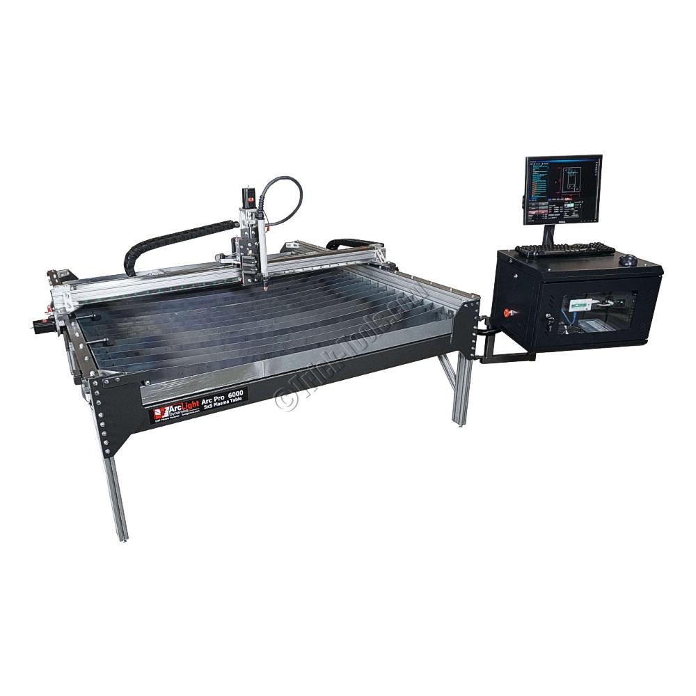 Ap6000 Arclight Dynamics 5x5 Cnc Plasma Table