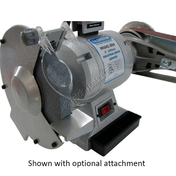 linishall heavy duty 8 inch bench grinder 1 hp