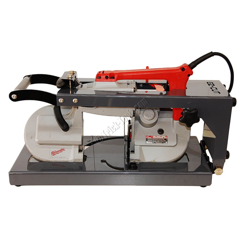Ezcut jig ez cut jig w model for worm drive milwaukee portaband Band saw table