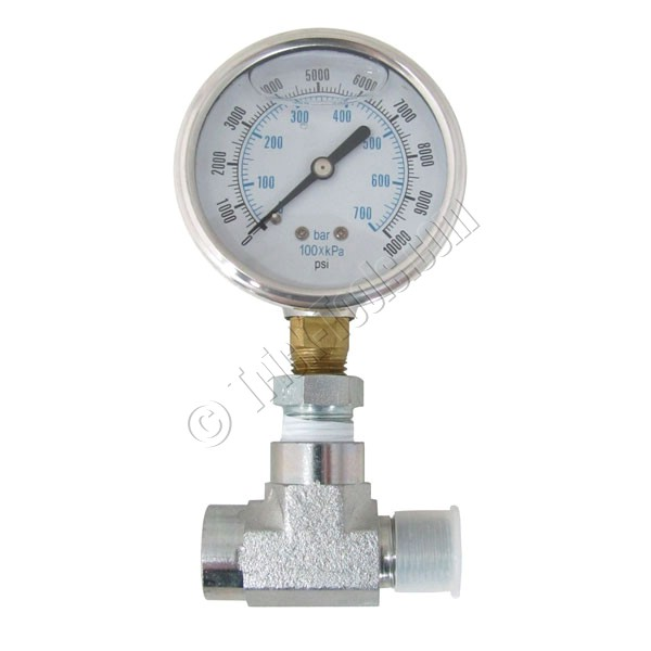 Psi gauge and fitting