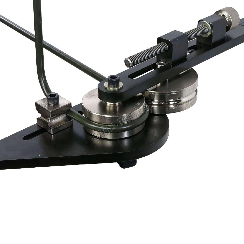 Hb small diameter hand tubing bender fuel brake hydraulic