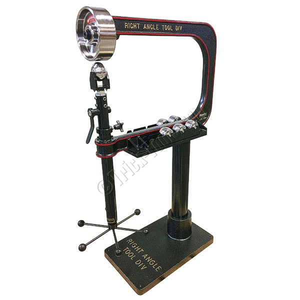 Metalace 28f Imperial English Wheel Metalshaping Right