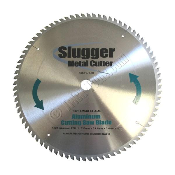 Slugger 14 inch Circular Saw Blade - Aluminum