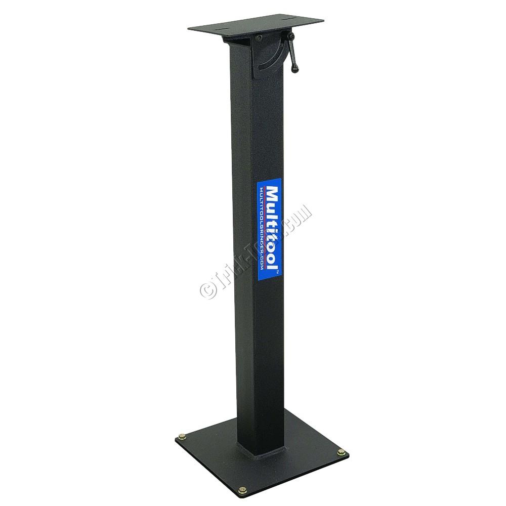 Tilting Floor Pedestal For Bench Grinders