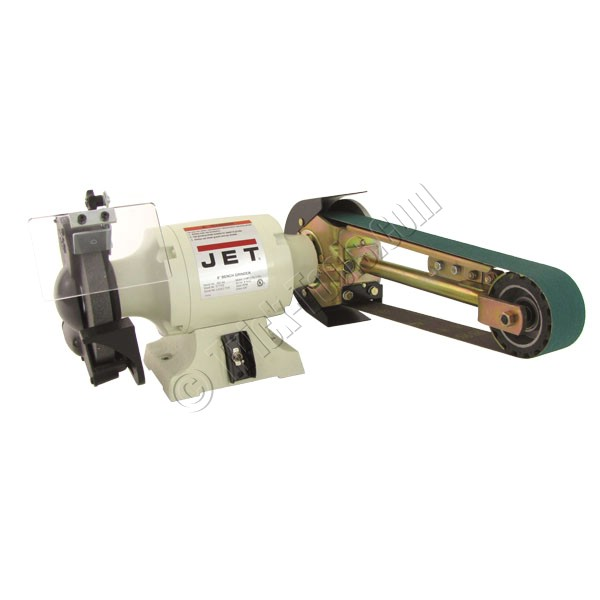 1 Hp Jet 8 Quot Grinder W 4 X 36 Quot Belt Multitool Attachment