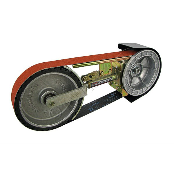 Multitool 8 Inch Contact Wheel Belt Grinder Sander