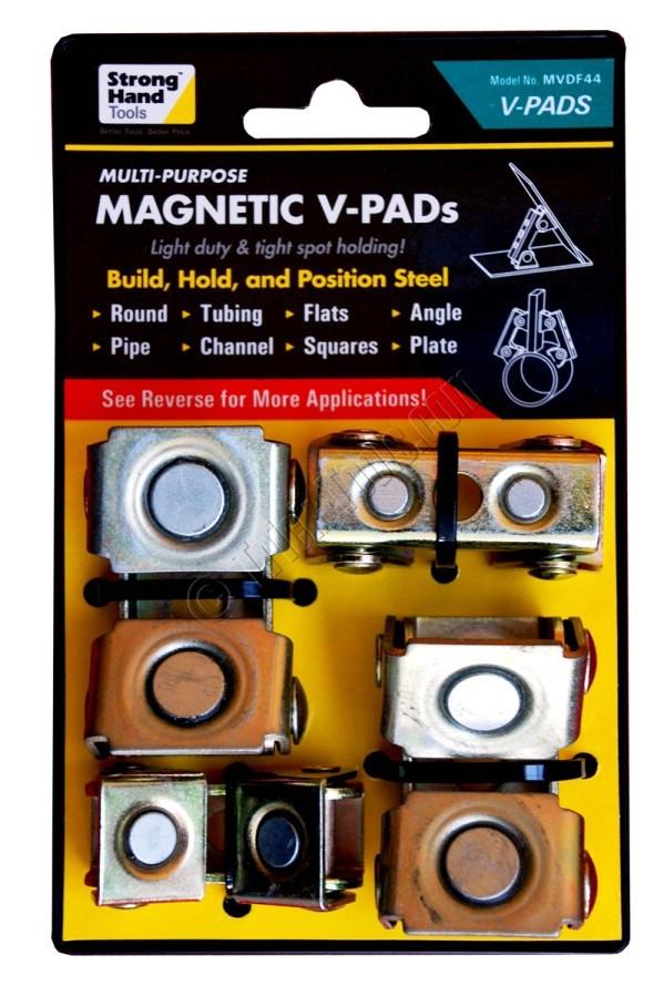 Magnetic V-Pad Pack