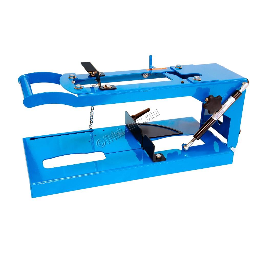 portaband pro cutting jig table for dewalt portaband rh trick tools com