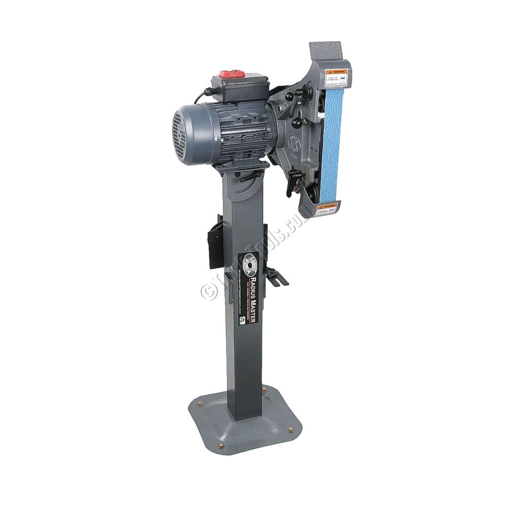 hand belt grinder. radiusmaster series ii belt grinding machine hand grinder