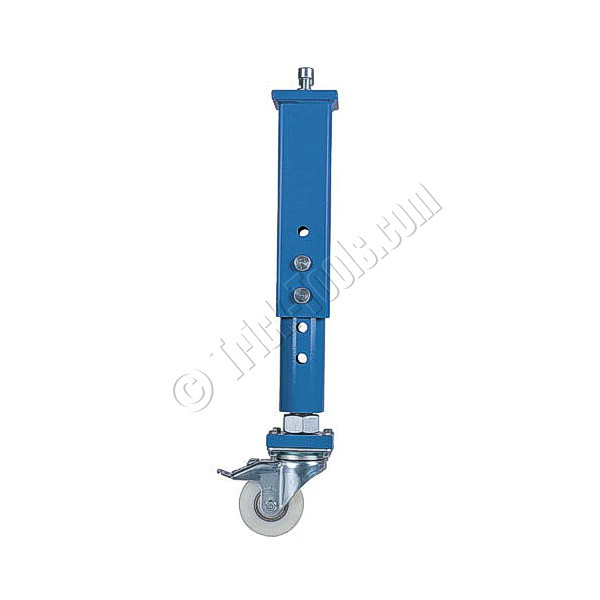 Adjustable Height Caster Legs For Siegmund Welding Table, Qty 8