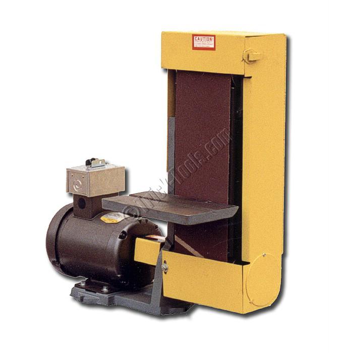 kalamazoo belt grinder. kalamazoo 6 x 48 inch horizontal/vertical belt grinder