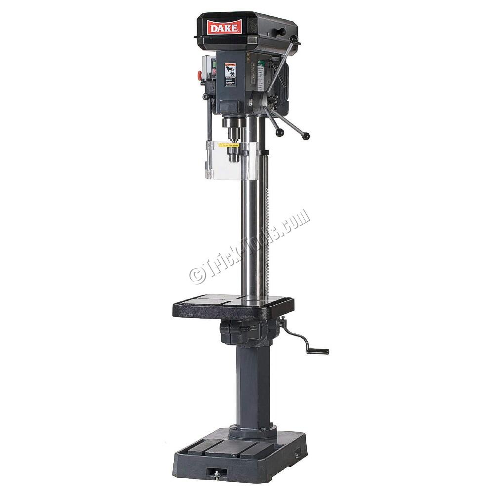 metal drill presses, benchtop & floor models
