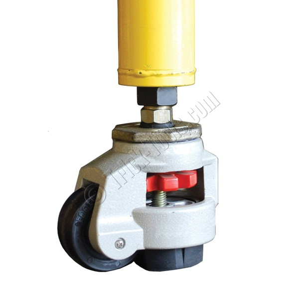 Hand Caster For Sale: BuildPro Leveling Caster For Strong Hand Welding Tables
