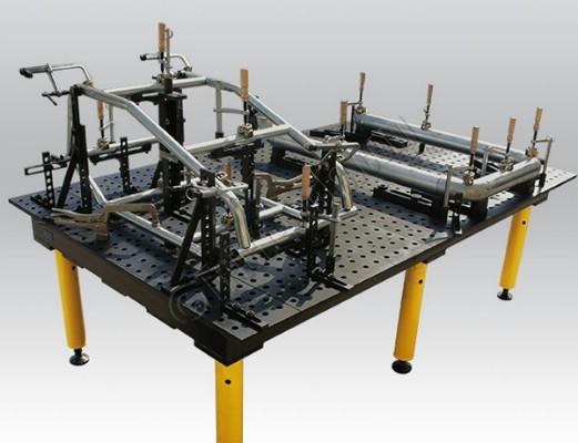 tma59648f strong hand buildpro max welding table jig fixture rh trick tools com buildpro welding table canada buildpro welding table uk