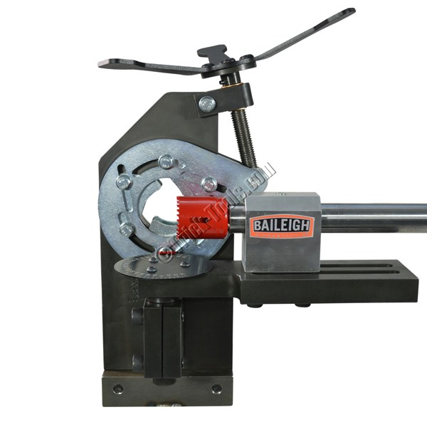 Tn 250 Baileigh Hole Saw Notcher Tube And Pipe Notching