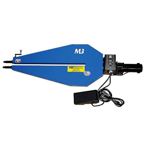 200 36nv mittler bros power drive industrial bead roller
