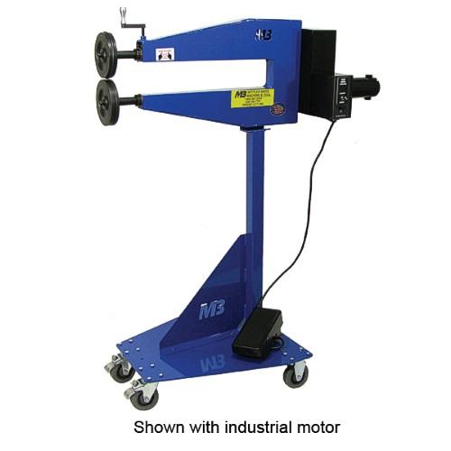204 24 ttk mittler bros high throat powered bead roller