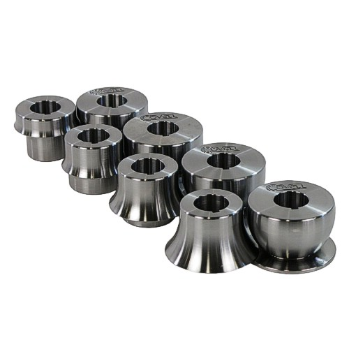 Covell Round Over Die Complete Set For Pexto 622