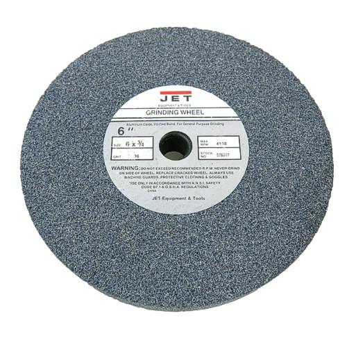 576207 Jet 36 Grit Bench Grinder Wheel Stone