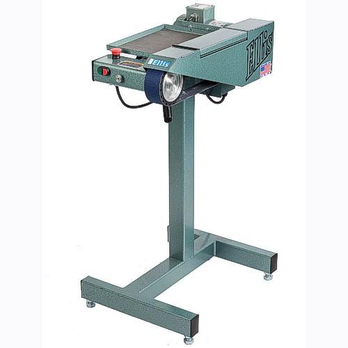 2 inch belt sander. ellis 6000, 2-1/2 x 60 inch belt grinder 2 sander